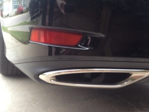 Ok, so I have a thing about large tailpipes.